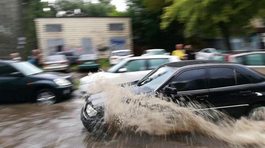 Киевлян предупредили о возможном повторении потопа