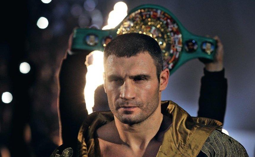 Виталий Кличко вернется на ринг ради боя с Льюисом