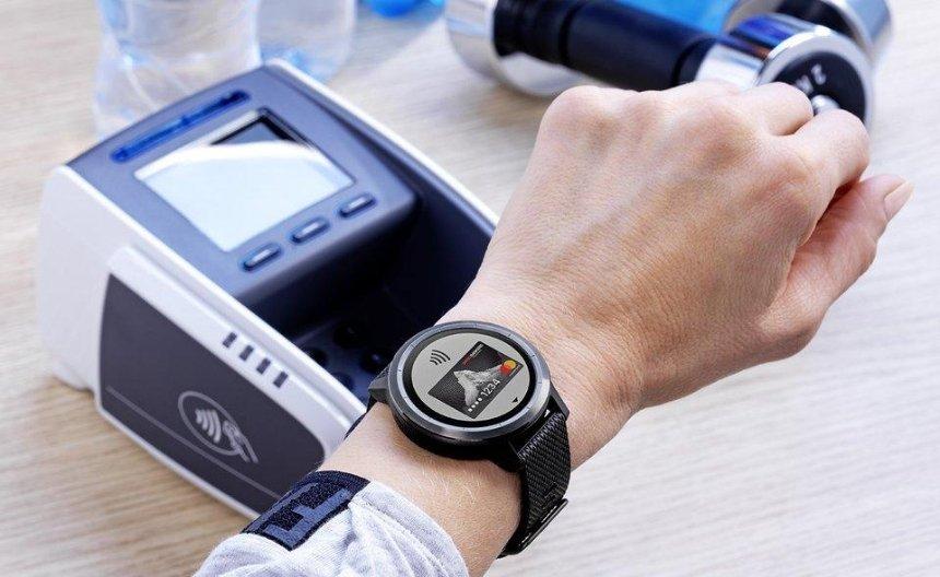 В Україні запустили платіжний сервіс Garmin Pay