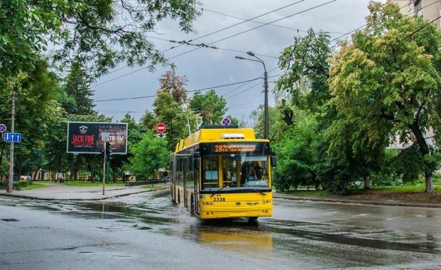 Столичным властям предлагают уменьшить число льготников в общественном транспорте