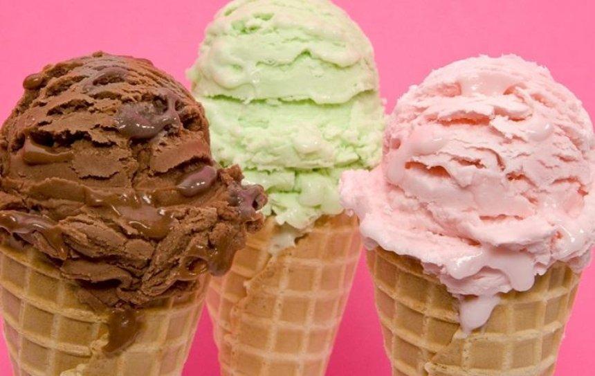 В Киеве проходит фестиваль мороженого