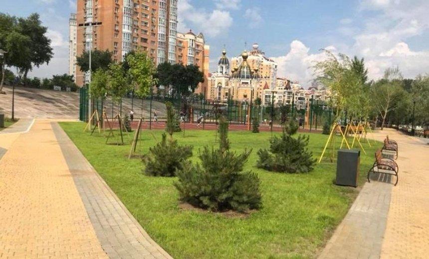 ВКиеве открыли вторую очередь парка «Наталка» (фото)