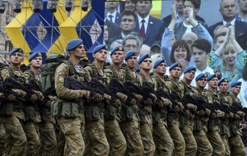 Зеленский отменил военный парад в День независимости Украины (видео)