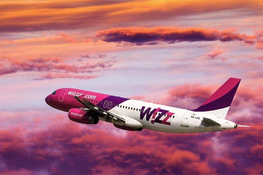 Wizz Air запускает почти 20 новых рейсов из Украины в Италию