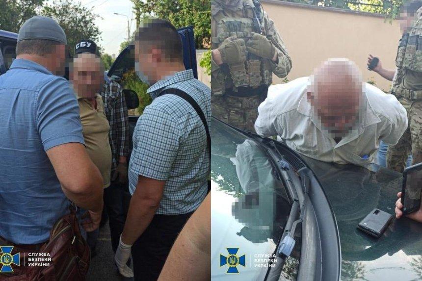 СБУ задержала возможных организаторов серии взрывов в Киеве — те требовали полмиллиона долларов