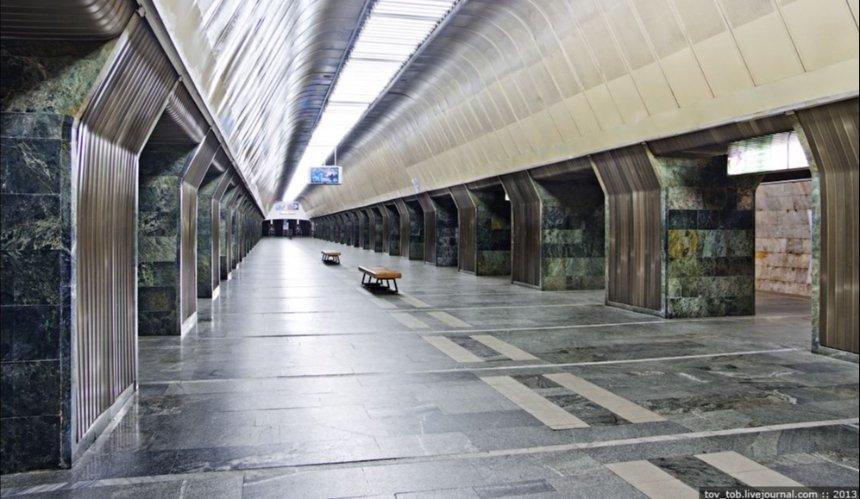 Станцию «Дворец спорта» закроют из-за антитеррористических учений