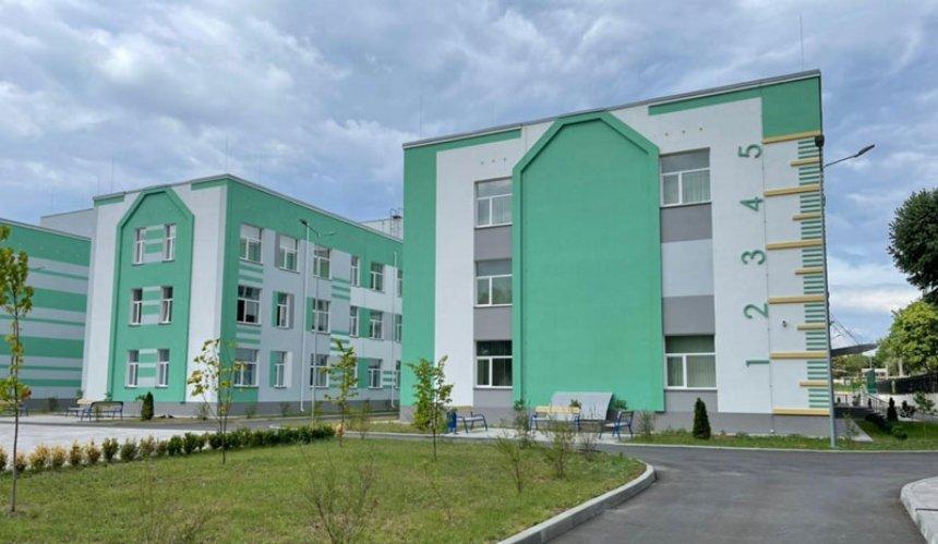 НаСоломенке завершают ремонт школы: как она теперь выглядит