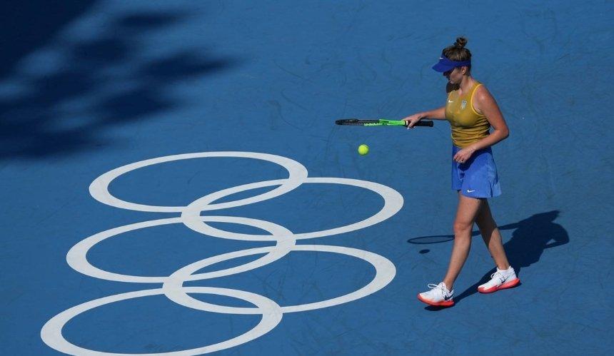 Элина Свитолина победила вовтором раунде Олимпийских игр в Токио