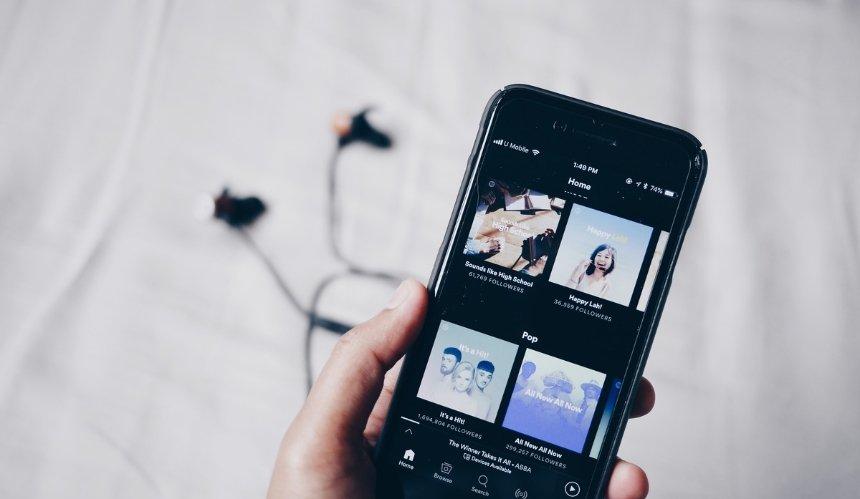 ВSpotify появился раздел сновыми релизами отлюбимых артистов
