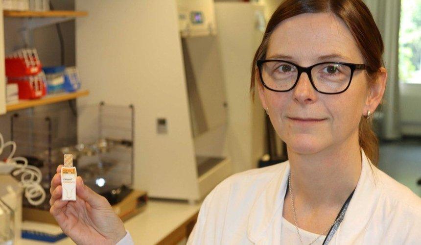 В Швеции создали вакцину от COVID-19 в виде ингалятора