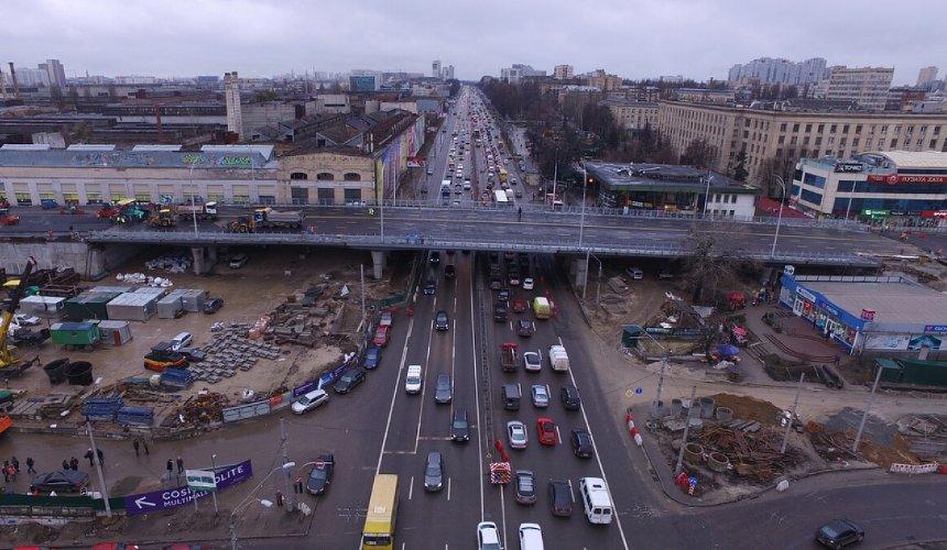 Реконструкция Шулявского моста подорожала почти в два раза: почему