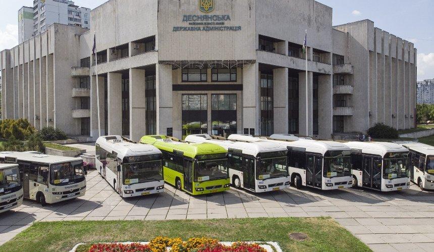 «Маршрутка по-киевски»: встолице презентовали новые автобусы