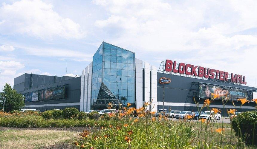 ВТРЦ Blockbuster Mall открывают центр массовой вакцинации отCOVID-19