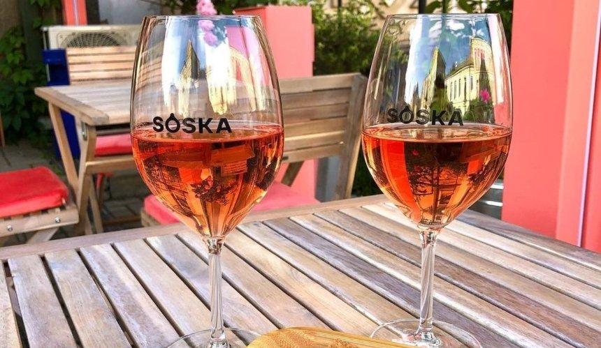 Новое место: винный бар Soska наПодоле