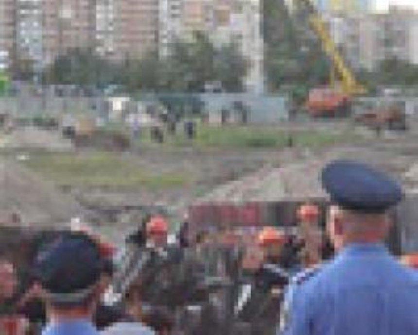 «Киевгорстрой» не хочет отказываться от скандального участка на Маяковского