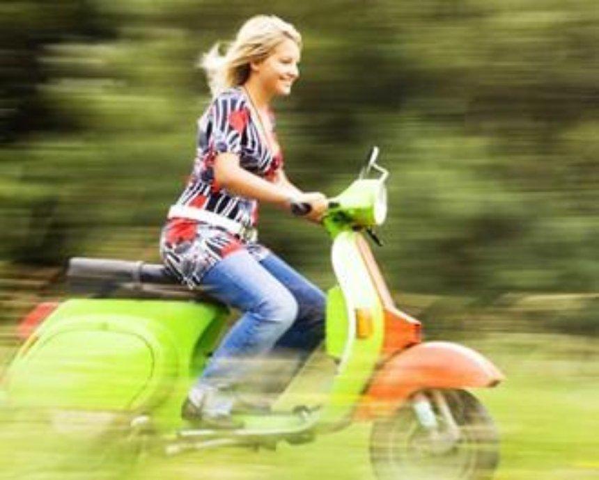 Мопед не мой: прокат скутеров в Киеве