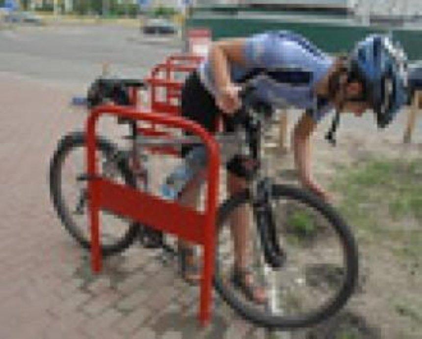 Киев потратит миллион гривен на велодорожки