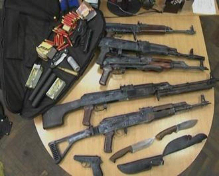В Киевской области обнаружен целый арсенал оружия, - МВД