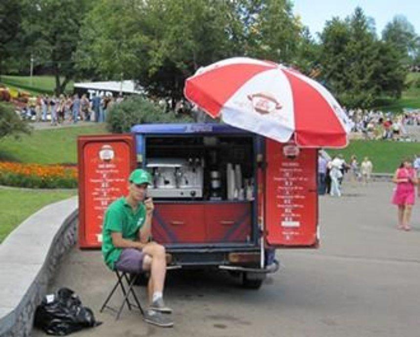 В КГГА обещают не гонять легальные автокофейни