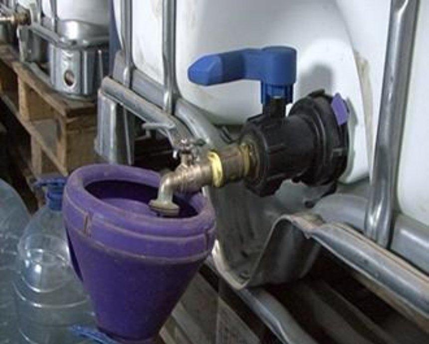 В Киеве накрыли подпольный цех по изготовлению фальшивой водки (фото)