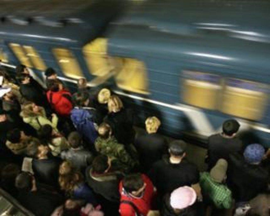 С начала года подземка перевезла 279 миллионов пассажиров