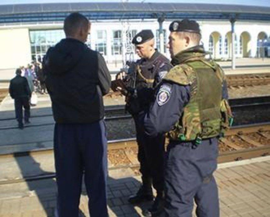 В Киеве реорганизовали транспортную милицию