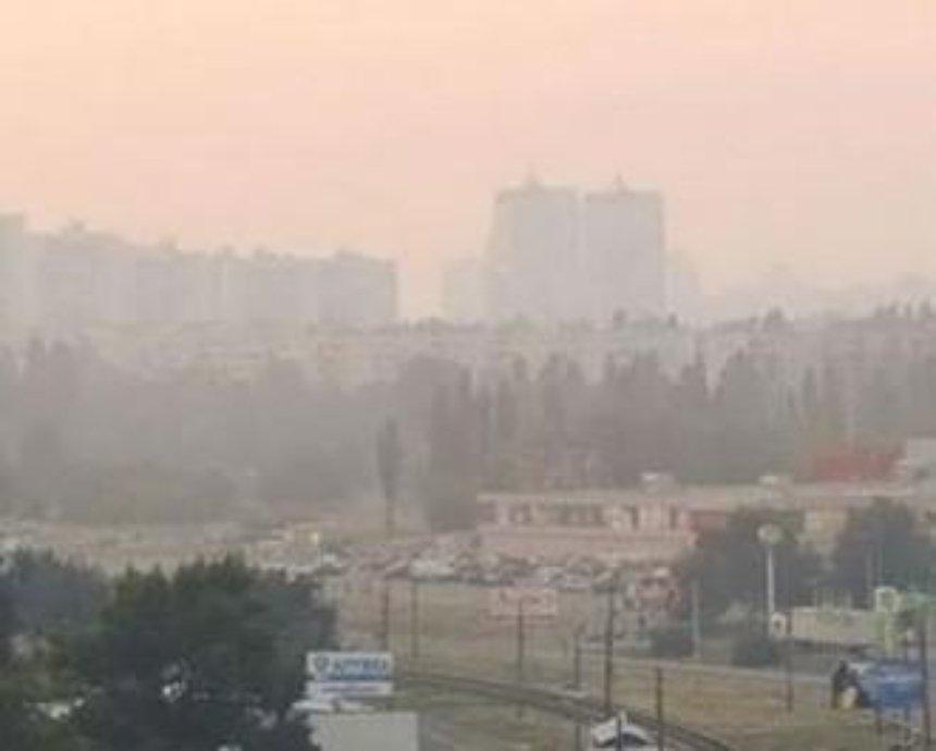 В некоторых районах Киева уровень загрязняющих веществ в несколько раз превысил допустимые нормы – СЭС