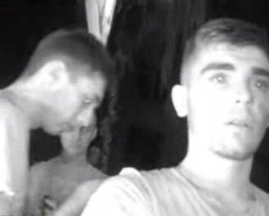 Киевская полиция поймала пьяных луганских мажоров