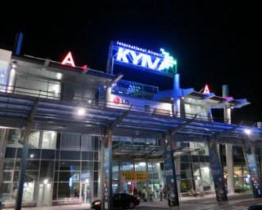 """За первое полугодие аэропорт """"Киев"""" достиг десятимиллионной доходности"""
