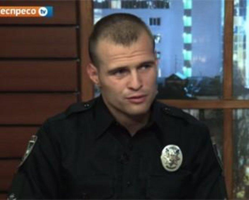 Начальник киевской полиции отчитался о первом месяце работы патрульных (видео)
