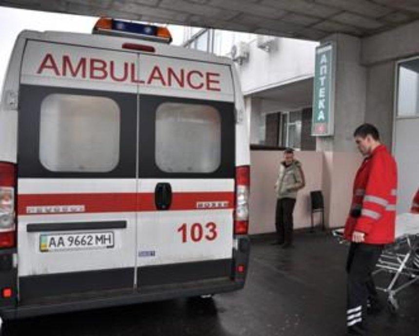 В Киеве возросло количество острых кишечных заболеваний