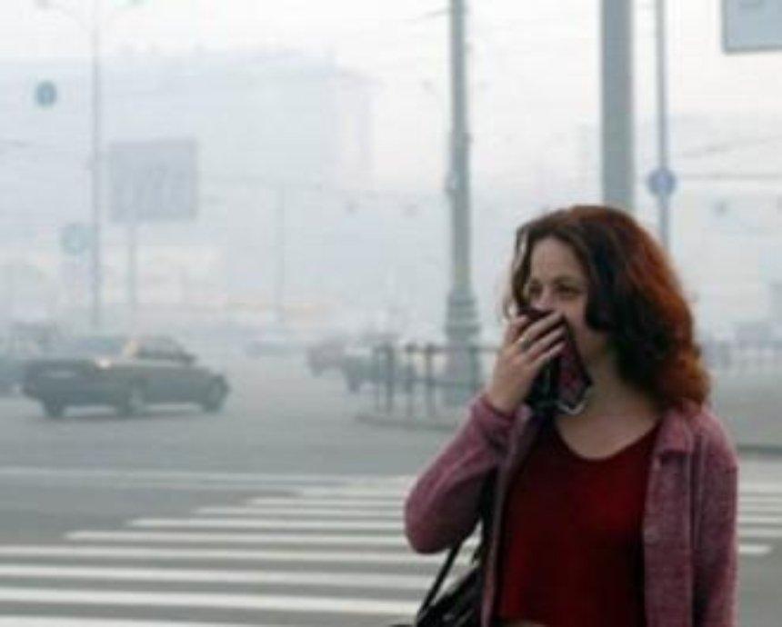 Киевским воздухом становится опасно дышать