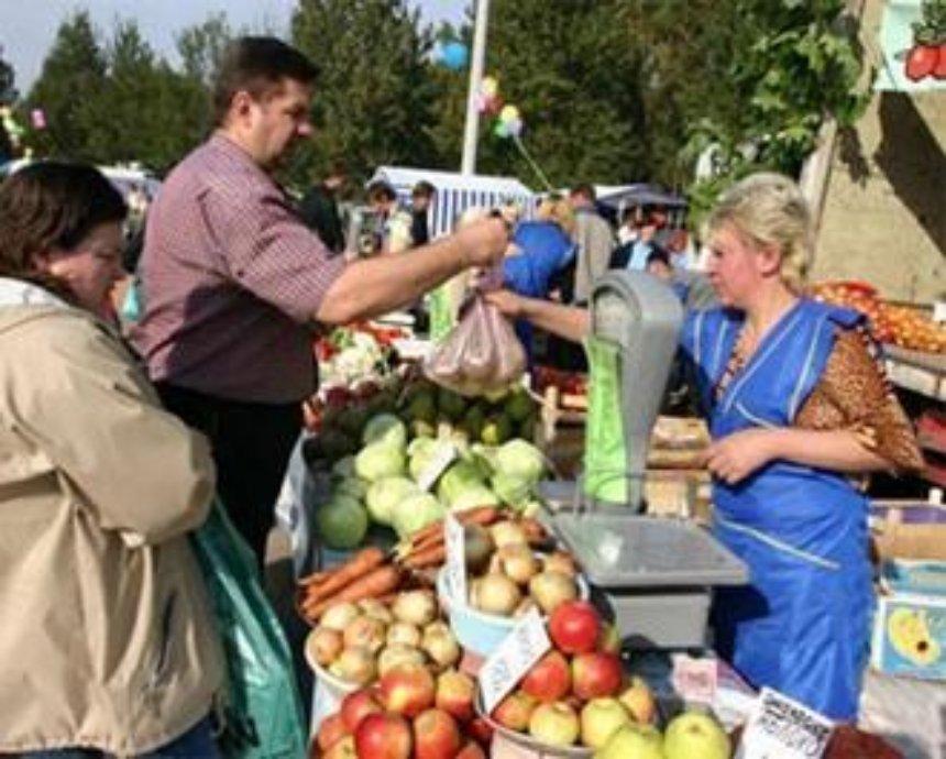Где в Киеве пройдут ярмарки с дешевыми овощами и фруктами