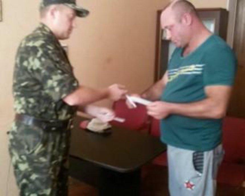Охраннику, стрелявшему по детям на Киевщине, вручили повестку