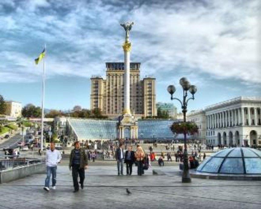 Движение на центральных улицах Киева перекроют на День Независимости