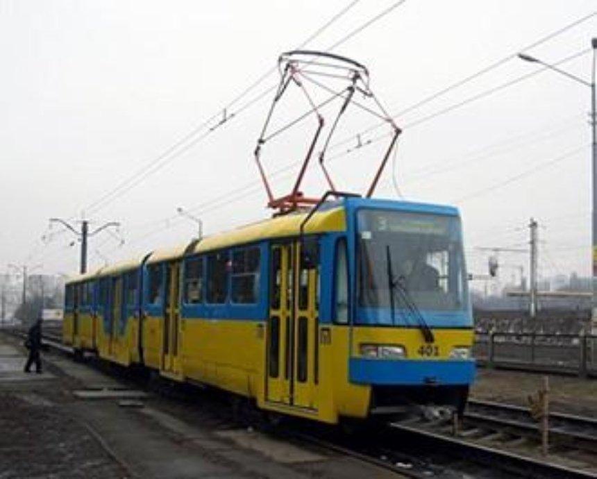 Киевские троллейбусы и трамваи с сентября будут ездить чаще: список маршрутов