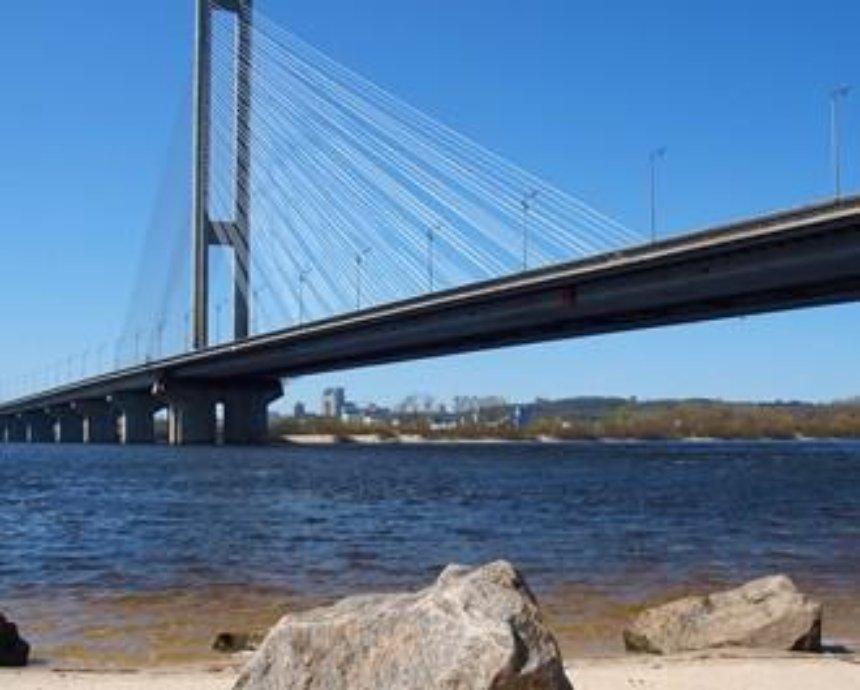 Пешеходам и велосипедистам временно запретят передвигаться по Южному мосту