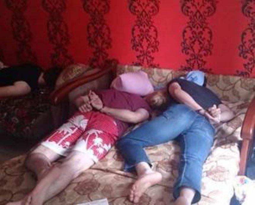 СБУ поймала в Киеве пятерых террористов из России (фото)