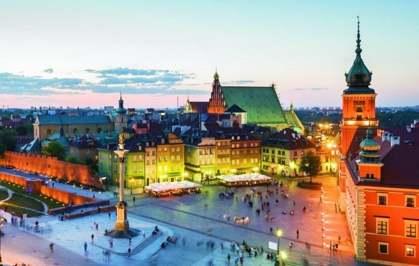 Билеты на поезд до Варшавы подешевеют на тысячу гривен