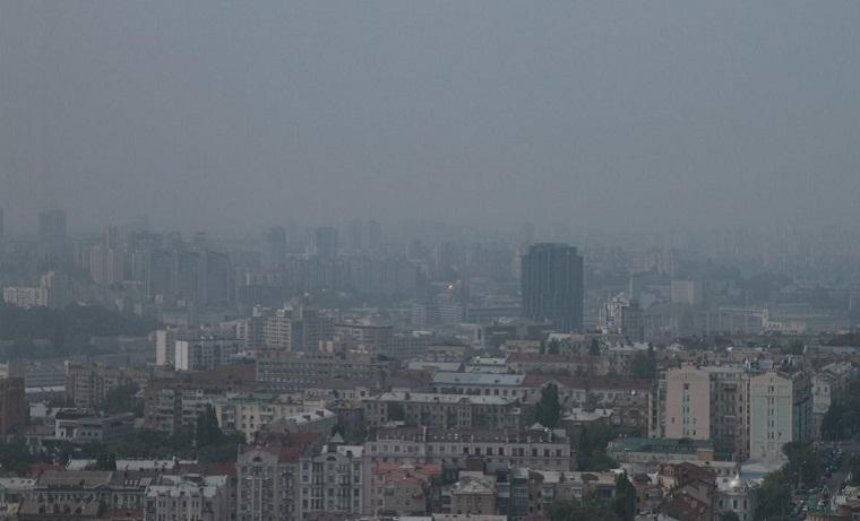 Жара с поволокой: в Киеве может появиться метеорологическая дымка