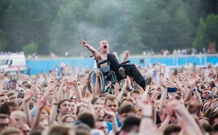 """""""Долучайся!"""": украинские фестивали станут доступнее для людей с инвалидностью"""