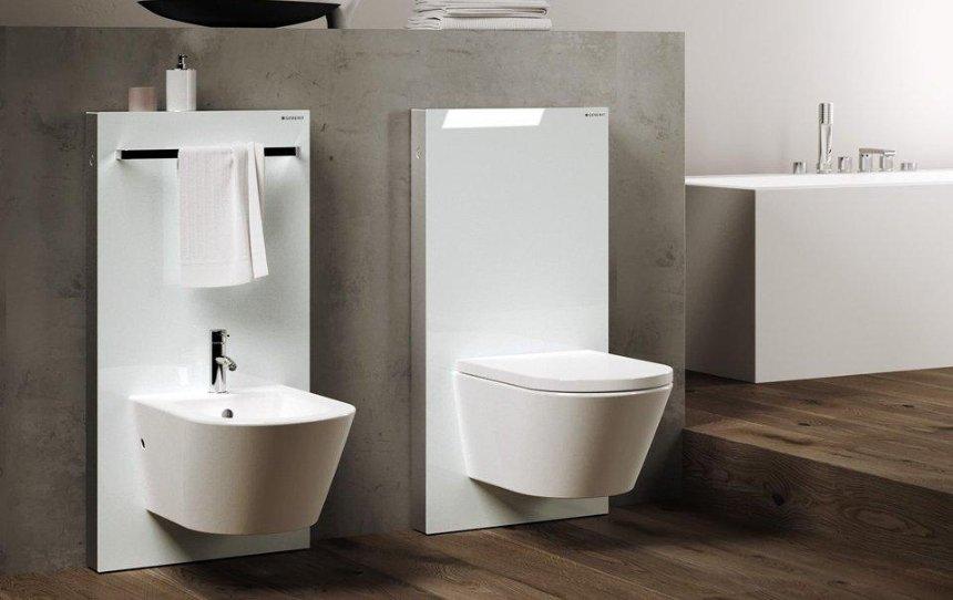 Инсталляция в ванной комнате: особенности и преимущества системы