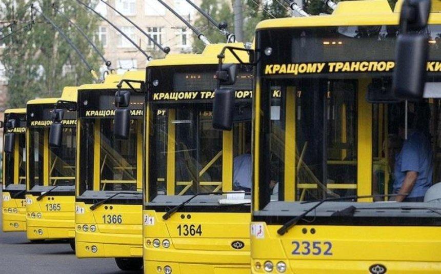 В Печерском районе появится новая троллейбусная линия