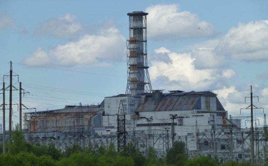 В Чернобыле откроют завод по переработке радиоактивных отходов
