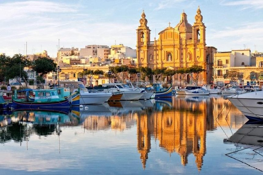 Ryanair будет продавать билеты из Киева на Мальту