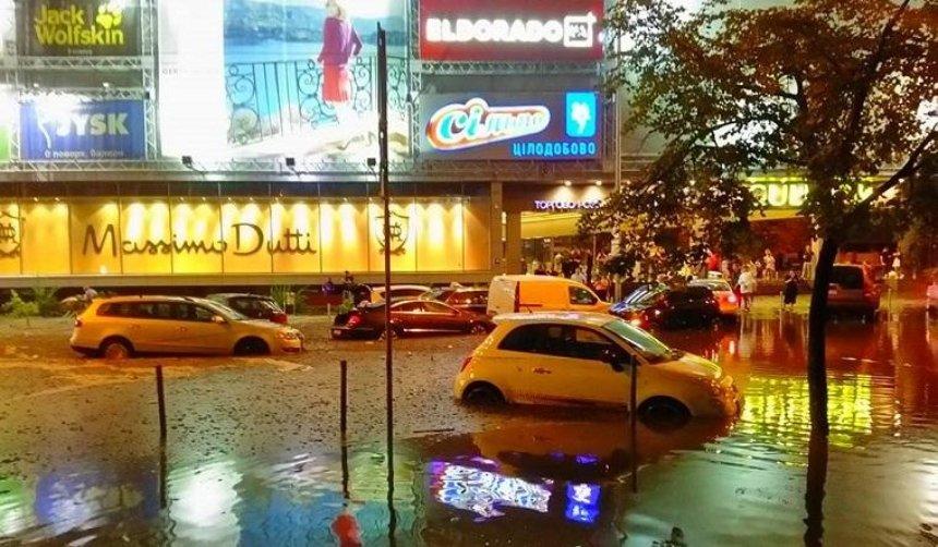 Столичные торговые центры проверят на уязвимость к затоплениям