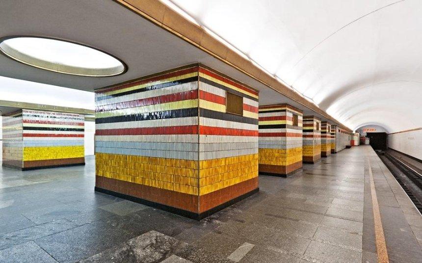В Киеве предложили переименовать станцию метро «Шулявская»