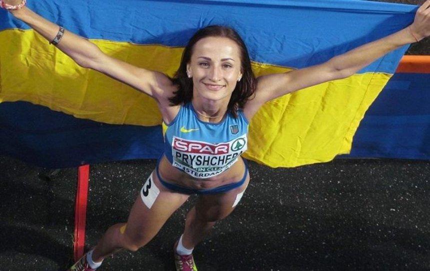 Украинская легкоатлетка добилась уникальных результатов