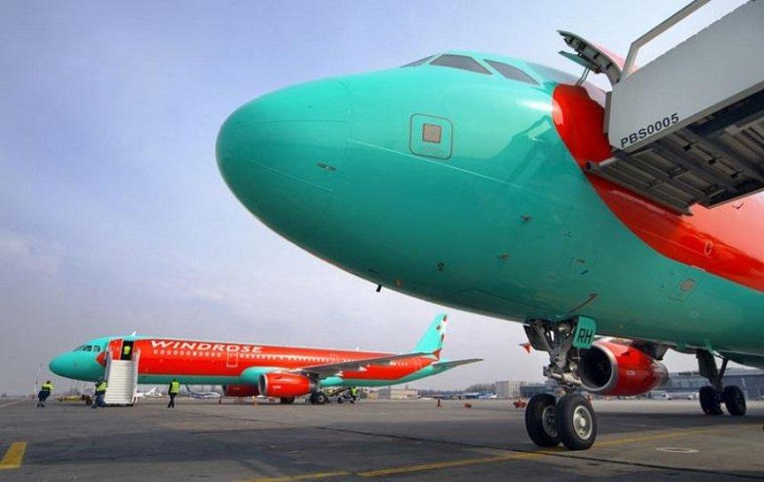 Авиакомпания «Роза Ветров» заключила контракт на перевозку первых лиц государства без конкурса