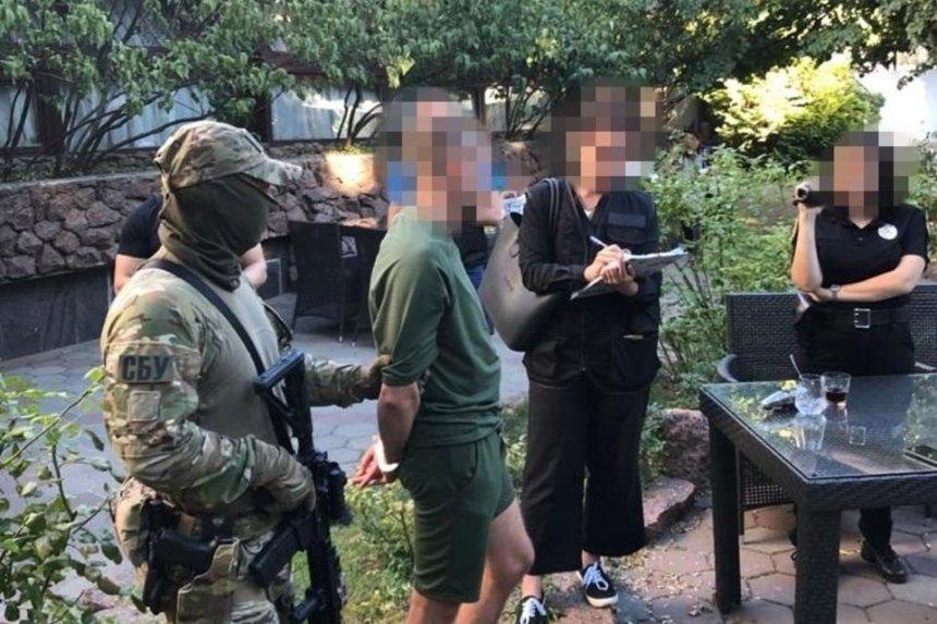 СБУ инсценировала убийство киевлянина, которого «заказал» его деловой партнер